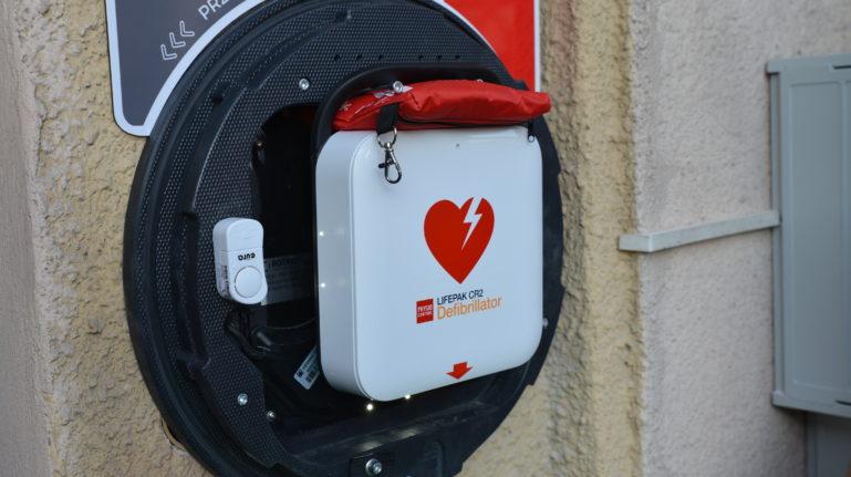 Defibrylator już dostępny