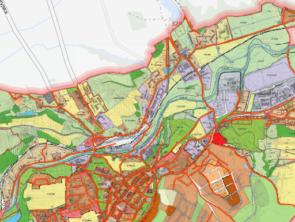 Zmiana planu zagospodarowania przestrzennego